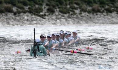 Boat races 2016