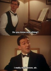 jeeves knows everything